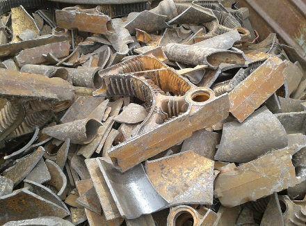 cast iron recycling prices